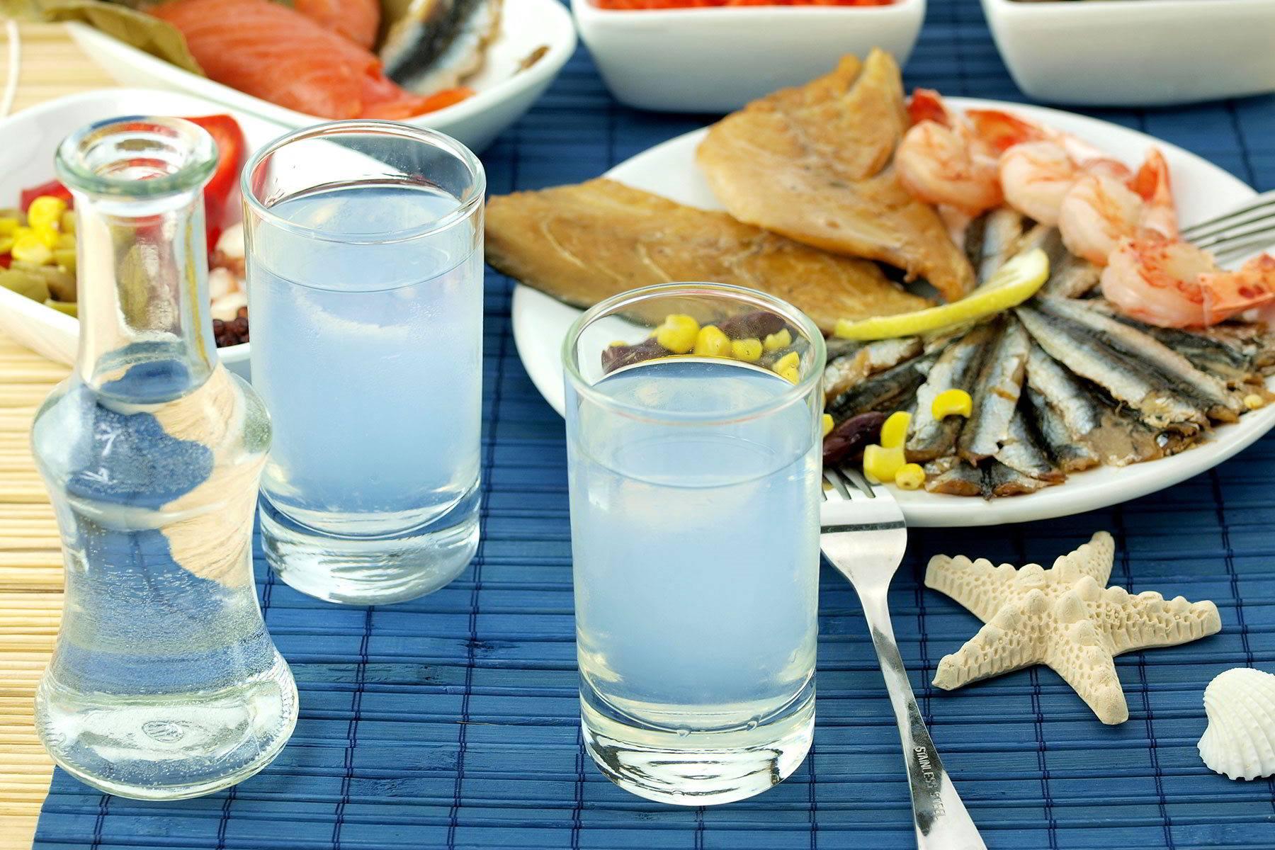 Specialități din Mykonos