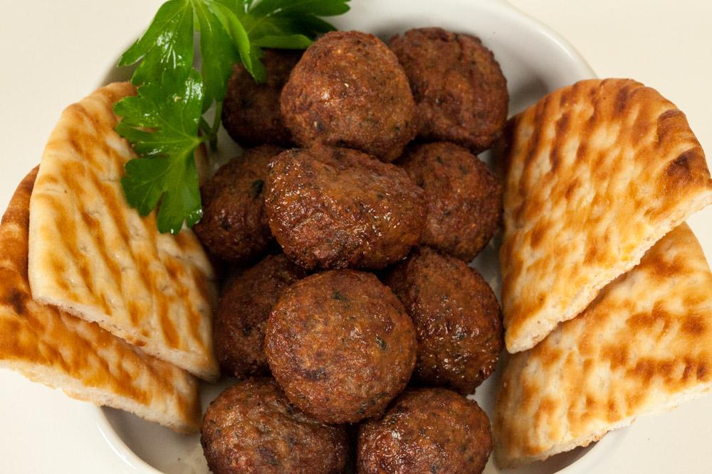 Keftedakia-chifteluțe grecești